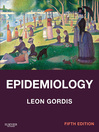 Epidemiology (eBook): with STUDENT CONSULT Online Access