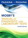 Mosby's Manual of Diagnostic and Laboratory Tests (eBook)
