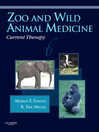 Zoo and Wild Animal Medicine Current Therapy (eBook)