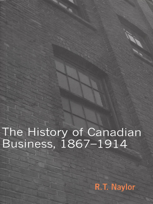 History of Canadian Business (eBook)