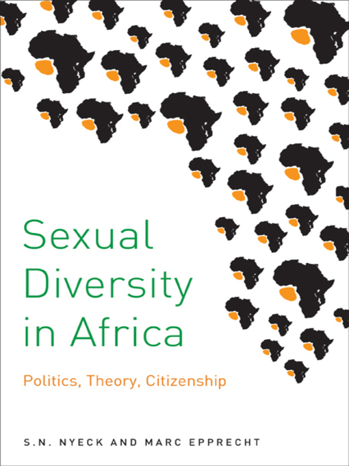 Sexual Diversity in Africa (eBook): Politics, Theory, and Citizenship