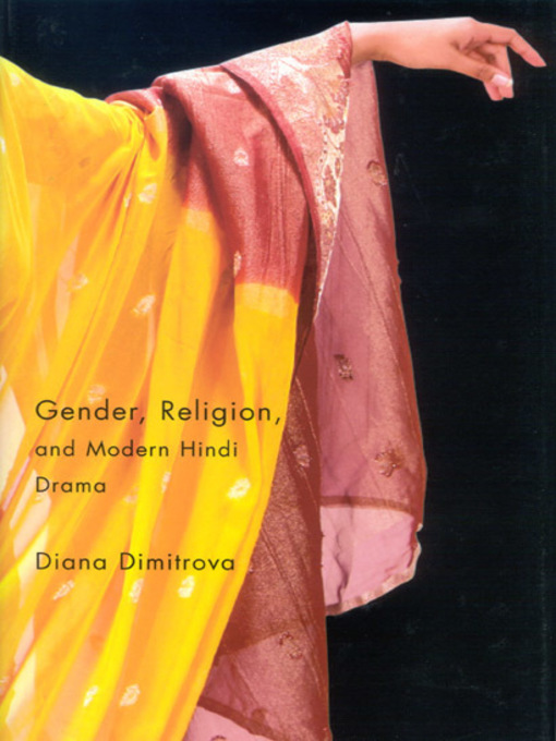 Gender, Religion, and Modern Hindi Drama (eBook)