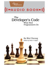 The Developer's Code (MP3): What Real Programmers Do
