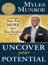 Uncover Your Potential (eBook): You are More than You Realize