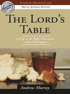 The Lord's Table (eBook)