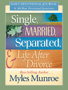 Single, Married, Separated and Life after Divorce Daily Study (eBook): 40 Day Personal Journey