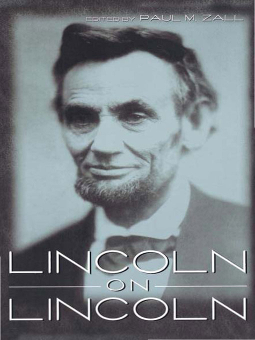 Lincoln on Lincoln (eBook)