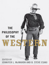 The Philosophy of the Western (eBook)