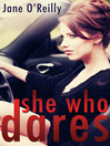 Cover image of She Who Dares