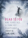 Dead to You (eBook)