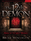 The Twelfth Demon, Mark of the Wolf Dragon (eBook): The Chronicles of Jonathan Steel, Book 2