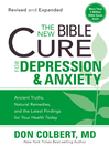 The New Bible Cure for Depression & Anxiety (eBook): Expanded editions include twice as much information!