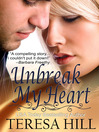 Unbreak My Heart (eBook)