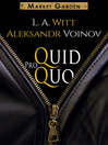 Quid Pro Quo (eBook): Market Garden Series, Book 1