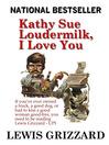 Kathy Sue Loudermilk, I Love You (eBook)