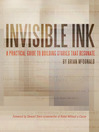 Invisible Ink (MP3): A Practical Guide to Building Stories that Resonate