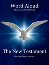 The King James Bible (MP3): The New Testament