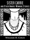 Sister Carrie and Other Award-Winning Short Stories (MP3)