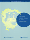 The Rising Middle Classes in China (eBook)