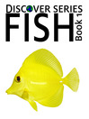 Fish1 (eBook): Clown Fish, Goldfish, Octopus and more things that swim