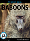 Baboons (eBook)