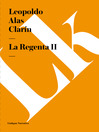 La Regenta II (eBook)