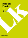 Azul (eBook)