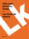 Las ferias de Madrid (eBook)