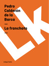 La franchota (eBook)