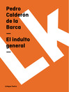 El indulto general (eBook)