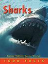 1000 Facts Sharks (eBook)