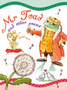 Mr Toad (eBook): And Other Poems