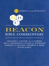 Beacon Bible Commentary, Volume 10 (eBook): Hebrews Through Revelation