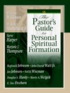 The Pastor's Guide/Personal Spiritual Formation (eBook)