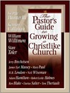 The Pastor's Guide to Growing a Christlike Church (eBook)