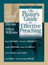 The Pastor's Guide to Effective Preaching (eBook)