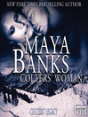 Colters' Woman (MP3): Colter's Legacy Series, Book 1