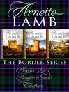 The Border Series (eBook): Border Series, Books 1-3