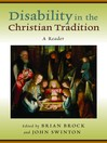 Disability in the Christian Tradition (eBook)