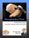 Managing Your Time (eBook): Planning and Prioritizing for Success