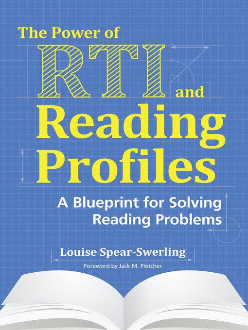 The Power of RTI and Reading Profiles (eBook): A Blueprint for Solving Reading Problems