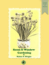 Room and Window Gardening (eBook)