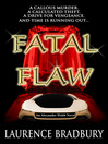 Fatal Flaw (eBook): An Alexander Webb Novel