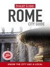Insight Guides: Rome City Guide (eBook)