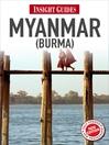 Insight Guides: Myanmar (Burma) (eBook)