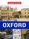 Insight Guides: Great Breaks Oxford (eBook)