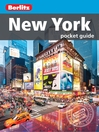 Berlitz: New York City Pocket Guide (eBook)