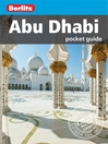 Berlitz: Abu Dhabi Pocket Guide (eBook)