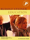 Education (eBook): An Introductory Reader