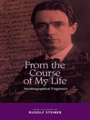 From the Course of my Life (eBook): Autobiographical Fragments